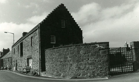 The Tolbooth Museum and Restaurant at the harbour