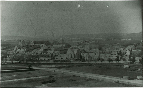 View of Stonehaven from Invercarron