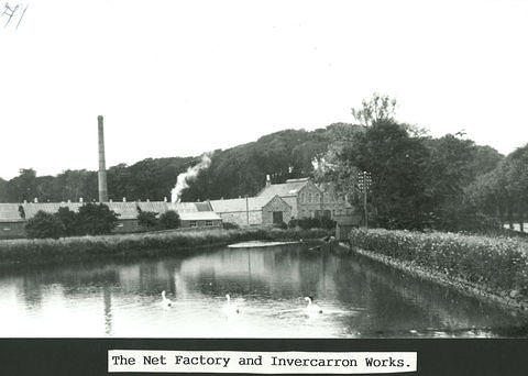 The Net Factory and Invercarron Works