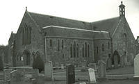 Dunnottar Church and Churchyard