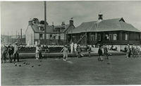 Bowling and Tennis at the Recreation Grounds