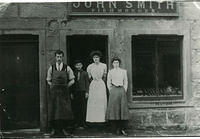 John Smith, Fishmonger's Shop