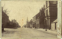 Laurencekirk High Street