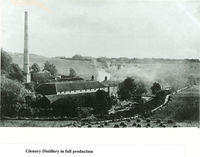 Glenury Distillery in full production