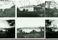 Dunnottar Stables before and after redevelopment in the early 2000s
